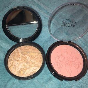 Other - LAURA GELLER blush and bronzer.